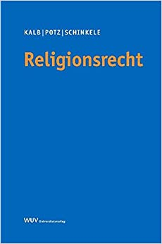 Book Religionsrecht