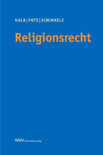 Religionsrecht (German Edition) PDF