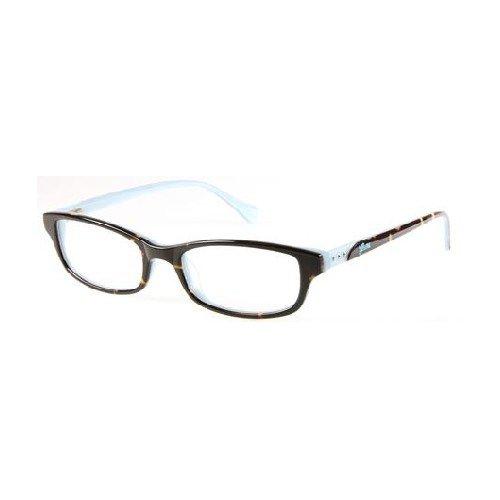 GUESS Eyeglasses GU 2292 Tortoise Blue 50MM