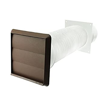 Amazon Com Spares2go Exterior Wall Venting Kit For Belling Cooker