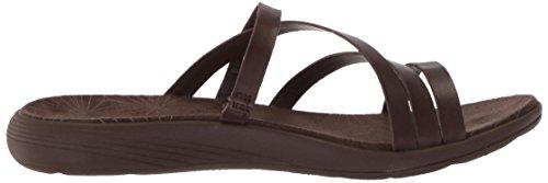 Women's Duskair Merrell Slide Sandal Leather Bracken Seaway CB4wqU4d