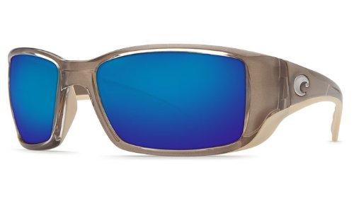 Costa Blackfin Sunglasses Crystal Bronze / Blue Mirror 580P