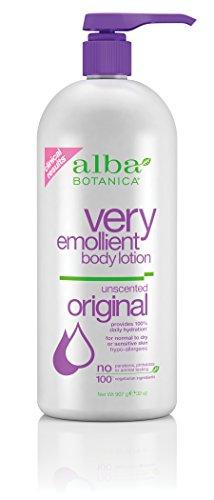 Alba Botanica Emollient Unscented Lotion product image