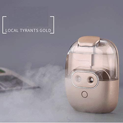 Portátil USB Nano Pulverizador Máquina de pulverización en frío ...