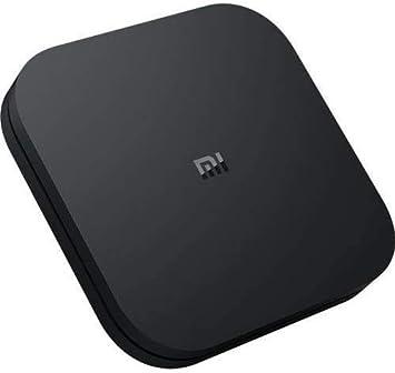 Xiaomi MI TV Box S - Reproductor Streaming en 4K Ultra HD, Bluetooth, Wi-Fi, Asistente de Google con Chromecast, Negro (Reacondicionado)