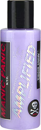 Manic Panic Amplified Hair Dye - Virgin Snow White for sale  Delivered anywhere in USA
