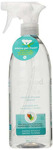 Daily Method Cleaner Shower (Method Daily Shower Spray - Eucalyptus Mint - 28 oz)