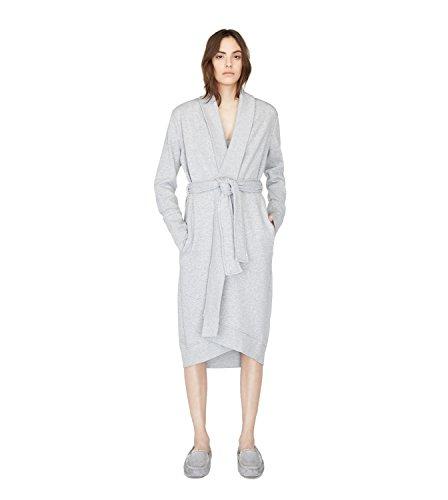 UGG Womens Karoline Seal Heather Bath robe Size Medium