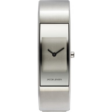 Jacob Jensen 440 Ladies Eclipse Silver Small Watch