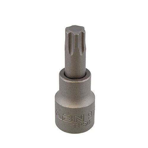 ABN Torx Plus 50 TP50 Torx Socket, 3/8in Square Drive - for Automatic Transmission Front Bell Housing Bolts