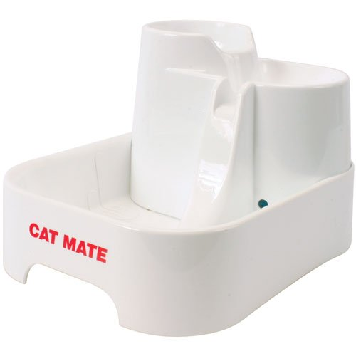 Plastic-pet-water-fountains