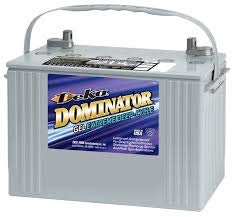Deka Dominator Battery (Gel) 8G27
