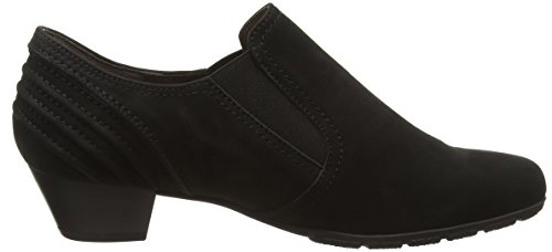 Gabor Basic Dameslaarzen Zwart (black 17)