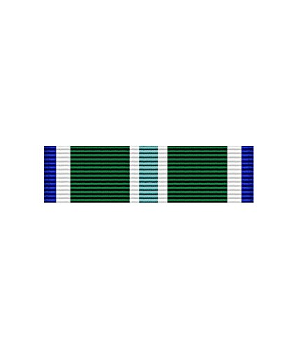 US Coast Guard Meritorious Unit Commendation Ribbon (Ribbon Commendation Unit Meritorious)