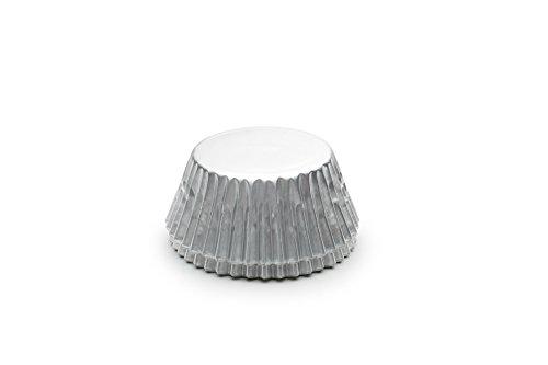 Fox Run 4956 Silver Foil Bake Cups, Standard, 32 Cups