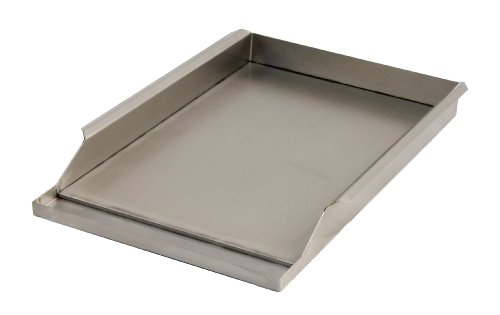 Solaire Stainless Steel Griddle Plate for 30, 42, and 56-Inch (Stainless Steel Griddle Plate)