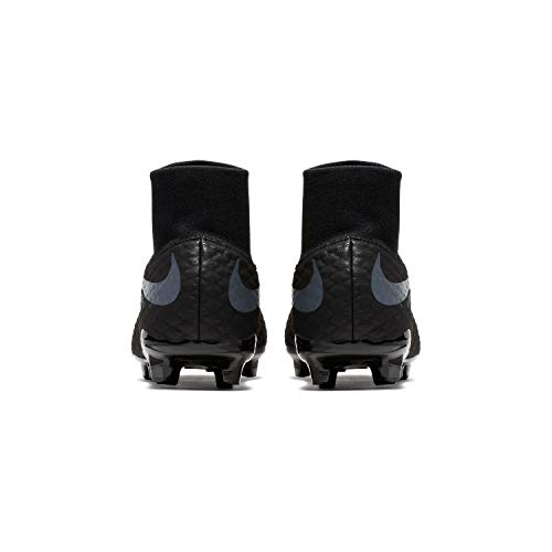 Unisex Nero Df 001 Academy Hypervenom – Nike 3 black Bambini Jr black Da Fg Scarpe Fitness ZCqnz1nw