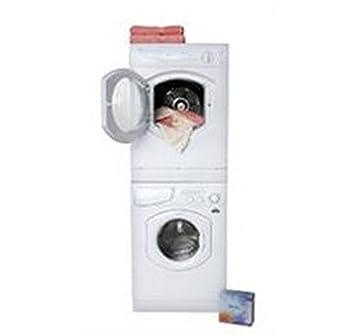 Amazon.com: Secadora de ropa apilable para RV y Trailer ...
