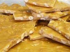 Cashew Brittle 3 Pounds Made Fresh ONLY to order Fresh Roasted Nuts