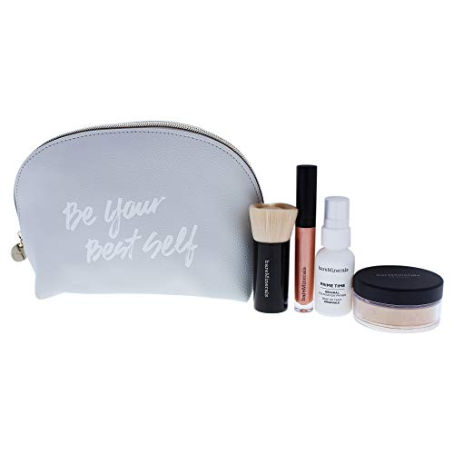 bareMinerals Be Your Best Self Set for Women Set, 5 Count (Bareminerals Be Your Best Self)
