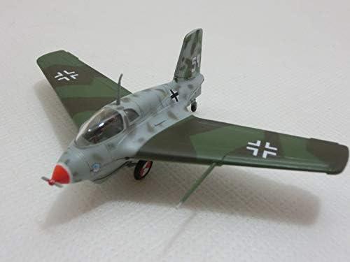 1/72 完成品 36340 Me163B-1a コメート 第400戦闘航空団 第14飛行隊所属 1945
