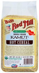- Bob's Red Mill Organic Kamut Cereal, 24-Ounce by Bob's Red Mill