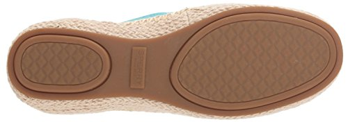 Women's Sunset Medium 9 Nubuck Ella Sky Blue Us Sperry Moccasin 1d7w1q