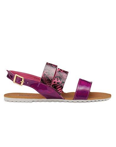 Yepme Sandalias de Vestir de Material Sintético Para Mujer Morado Morado, Color Morado, Talla 42
