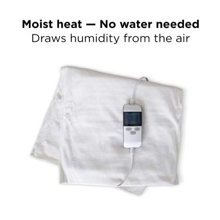 Amazon.com: ThermoRelief - Almohadilla térmica térmica con ...