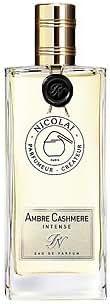Ambre Cashmere Intense by Parfums De Nicolai Eau De Parfum 3.3 oz Spray
