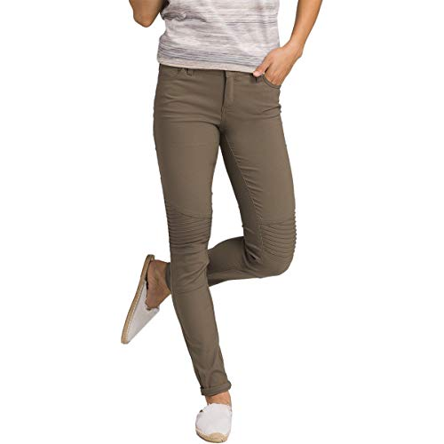prAna Women's Standard Brenna Pant-Regular Inseam, Slate Green, Size 6