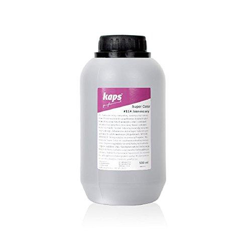 Kaps Color Naturale 500 Tessili Ml E Chiaro Varie 114 Per Grigio Pelle Sintetica Colorazioni Tintura Super rSqH5r