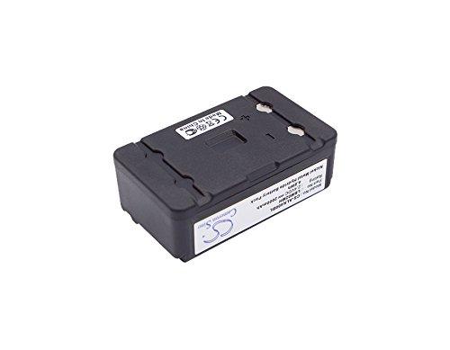 Cameron Sino 2000mAh Ni-MH High-Capacity Replacement Batteries for Autec LK4, LK6, LK8, fits Autec LBM02MH, ARB-LBM02M by Cameron Sino (Image #3)