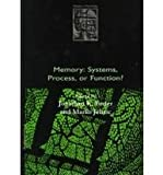 Memory : Systems, Processor or Function?, , 0198524072