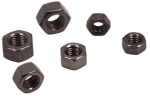 HARDWARE 6747 Exhaust Pipe Clamp Mounting Nut