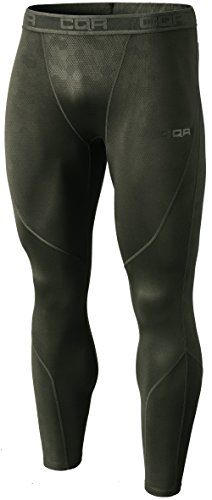 CQ-HUP303-TGN_2X-Large CQR Men's Thermal Wintergear