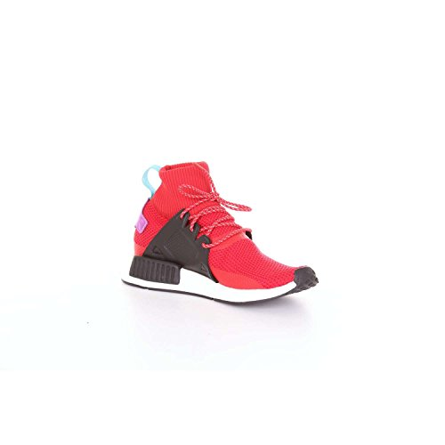 adidas Men's NMD_xr1 Winter Fitness Shoes, Red Red