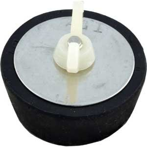 Rubber Plug for 2-1/2 Inch Pipe