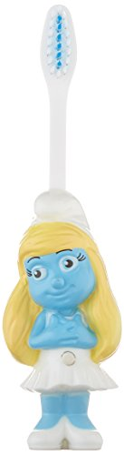 Brush Buddies Childrens Toothbrush, The Smurfs Talking Smurfette