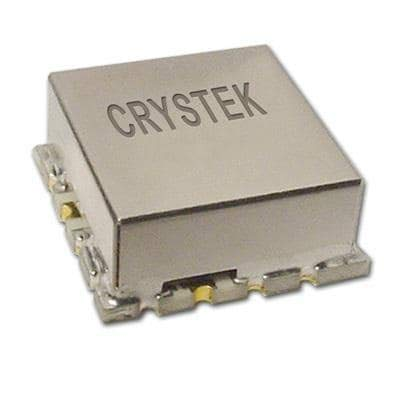 VCO Oscillators 393-428MHz (CVCO55CL-0393-0428) by CRYSTEK CORPORATION (Image #1)