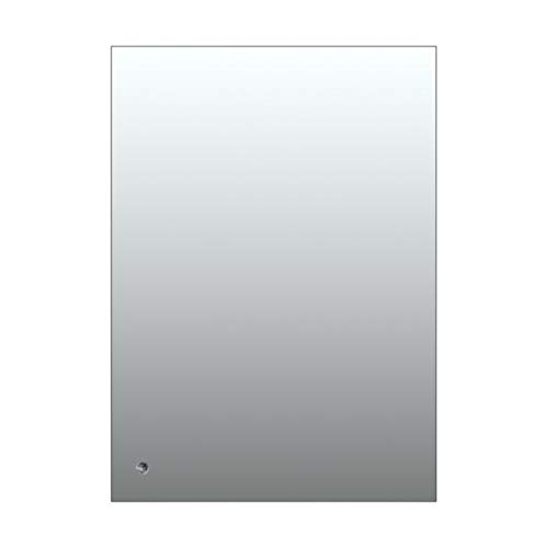 Renovator's Supply Stainless Steel 19-3/4 X 13-3/4 Wall Mount Recessed Medicine Cabinets with Mirror