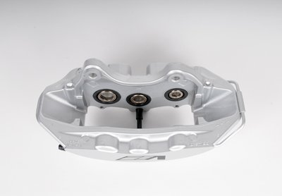 ACDelco 172-2488 GM Original Equipment Silver Front Passenger Side Disc Brake Caliper Assembly by ACDelco