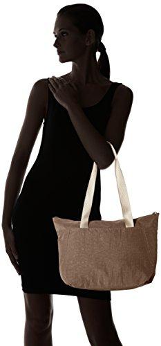 Mujer taupe Gris Shopper Hombro De Bolso 104 Weber Sunshine Lhz Gerry UZxR0wq