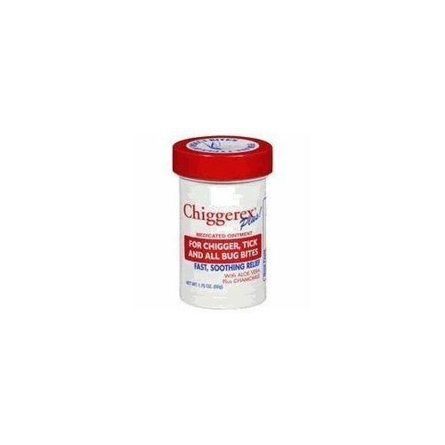 Chiggerex Plus! Medicated Ointment 1.75oz