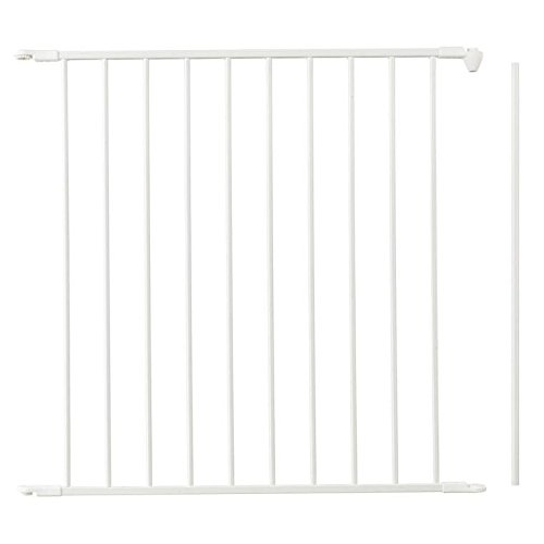 BabyDan Flex Extension Panel 28.4-White