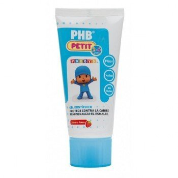PHB Petit Gel Infantil Pocoyo 75 ml (2-6 años)