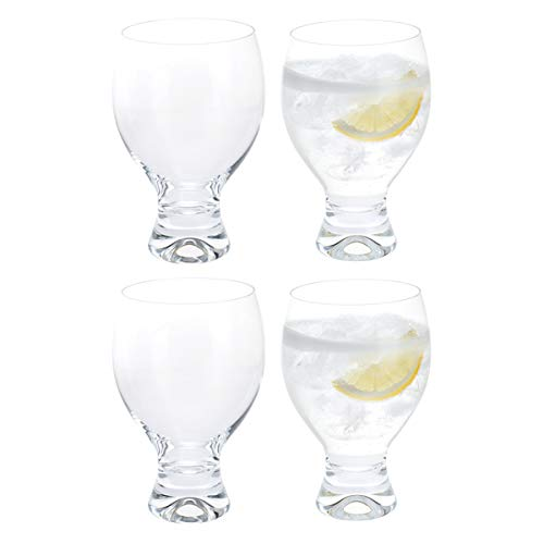 (DARTINGTON CRYSTAL Home Bar Gin Goblet 4PK)