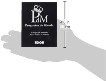 Edge Entertainment- Preguntas de Mierda, Color (EDGLA01): Amazon ...
