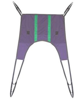 Patient Lifter Sling by Platinum Health, LIKO Lift Compatible, 100% Customer Satisfaction Guarantee. Basic Low Back Model with Padded Legs. (Medium)