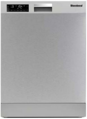 Blomberg DW25502SS Built In Dishwasher with 14 Place...